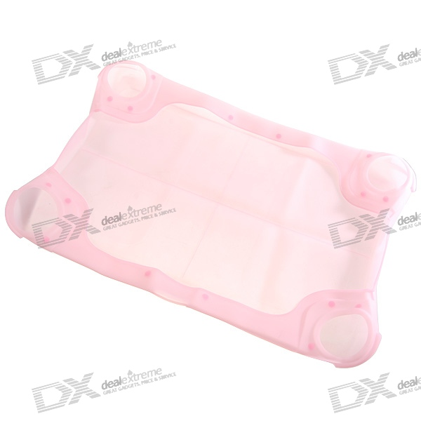Silicone Protective Case for Wii Fit Balance Board (Pink)