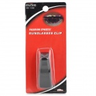 SD-1302 Hanging Style Car ABS Glasses Clip Holder - Black