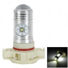 H161465 H16 12W 650lm Branco Car Foglight w / 4-CREE XP-E (12V)