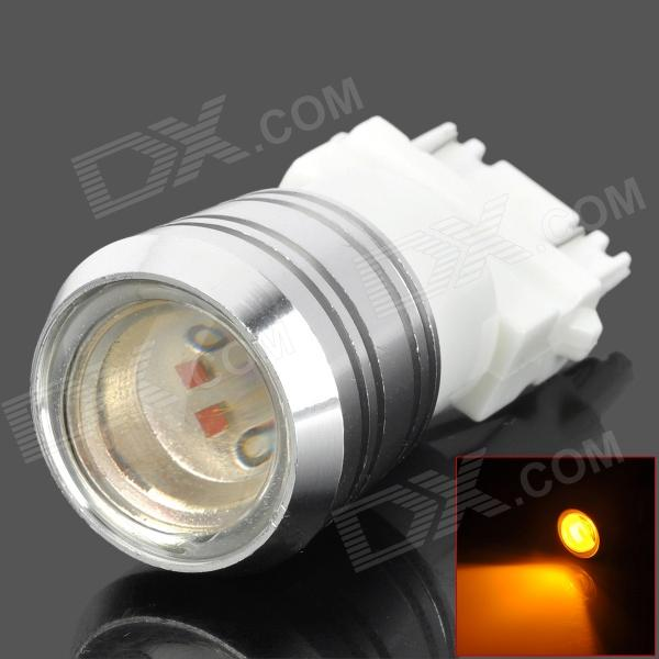 YT31569982 3156 3W 200lm 560 ~ 590nm LED amarelo Car Light Lamp Direcção / Backup - (DC 12V)