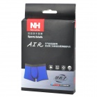 Men's Fast-Drying Sweat-Absorption Underpants - Deep Blue (Size XXL)