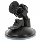 LSON WQ65-C Car Windshield Swivel 360 Degree Rotating Mount Holder for GPS - Black