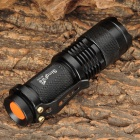 SingFire SF-117A 280lm 3-Mode Zooming Flashlight w/ XP-E R2 - Black