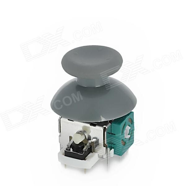 Repairing Wireless 3D Controller Analog Stick / Thumbstick Module for Microsoft Xbox 360 - Grey