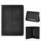"Stylish Protective PU Leather Case for Ramos 10"" W42 Tablet PC - Black"