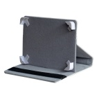 "Stylish Protective PU Leather Case for 7"" Tablet PCs - White"