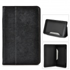 "Stylish Protective PU Leather Case for Ramos 10"" W30 Tablet PC - Black"