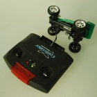 Remote Controlled R/C Rechargeable Racing Kart Car with Desktop Stand (49MHz)
