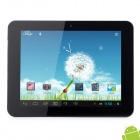 "AMPE A73 7"" Capacitive Screen Android 4.1 Tablet PC w/ TF / Wi-Fi / Camera - White + Black"