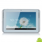 "AMPE A78 7"" Capacitive Screen Android 4.0 Dual Core Tablet PC w/ SIM / TF / Wi-Fi / Camera - White"