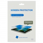 Protective Matte Frosted Screen Protector Film Guard for Google Nexus 10 - Transparent