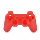 Ersatz voller Gehäuse Cases w / Direction + Function Key fro PS3 Wireless Controller - Red