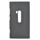 Frosted Protective Plastic Back Case for Nokia Lumia 920 - Black