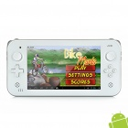 7'' Capacitive Screen Android 4.1 Dual Core Tablet PC HD Game Pad w/ 1GB RAM / Dual Cameras - White