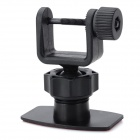 LSON ZT02-U Car Windshield Swivel 360 Degree Rotating Mount Holder for GPS - Black