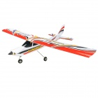 Art-Tech Wing Tiger V2 4-CH 2.4GHz Radio Control R/C Model Airplane w/ Transmitter - White + Red