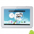 "AMPE A10 10.1"" Capacitive Screen Android 4.1 Dual Core Tablet PC w/ TF / Wi-Fi / Camera - Silver"