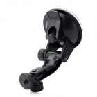 LSON PPA70-C-PV Car Windshield Swivel 180 Degree Rotating Mount Holder for GPS - Black