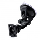 LSON PAX70-B Car Windshield Swivel 360 Degree Rotating Mount Holder for GPS - Black