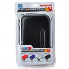Protective PU Leather Pouch for Nintendo 3DSLL / 3DSXL - Black