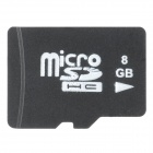Ourspop DM-15 Micro SD Memory TF Card - Black (8GB)