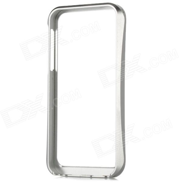 все цены на  Pulling Down Protective Aluminum Alloy Bumper Frame for Iphone 5 - Silver  онлайн
