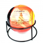 AFO Auto Fire Off Fire Extinguisher Ball Fast Fire Fighting Equipment - Black + Orange