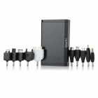ISMARTDIGI IP5012BK 9000mAh Mobile External Power Battery Charger for iPhone / iPad + More - Black