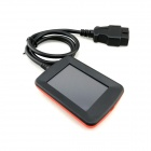"ET601 3.5"" LCD Display OBD2/EOBD Code Scanner - Black + Orange"
