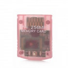 256MB Memory Card for Wii - Pink