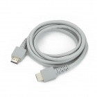 1080P HDMI Male to Male Data Video Cable for Wii U - Grey (190cm)