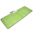 32-Bit HD Dance Mat Yoga - Verde