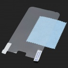 Protective High Clear Screen Protector Film Guard for Samsung Galaxy Note 2 N7100 - White