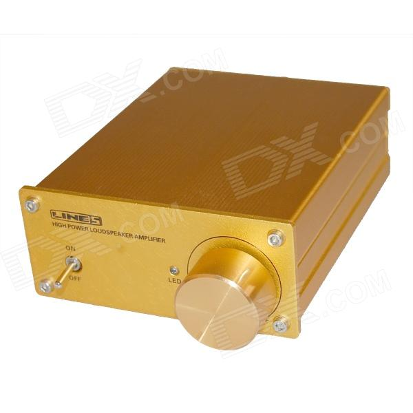 A960 I CONCERTO 100W Digital Audio Power Amplifier - Golden