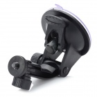 LSON WWA65-C Universal Car Suction Cup Mount Holder Base for GPS / Digital Camera - Black