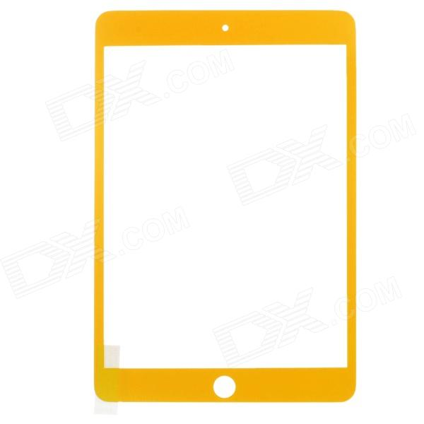 Protective Clear PET Screen Protector Film Guard for Ipad MINI - Yellow