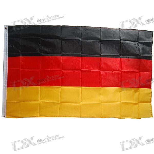 Flag of Germany - Large 1.5-Meter Size
