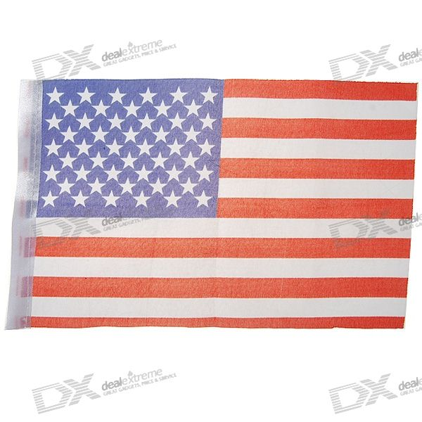 Flag of United States - 21.5cm Size (2-Pack)