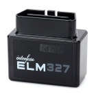 LSON ELM327 v1.5 D1 RS232 Bluetooth Mini Car Vehicle Diagnostic Scanner - Black