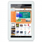 "ICOO ICOU10 10.1"" Capacitive Screen Android 4.1 Dual Core Tablet PC w/ TF / Wi-Fi / Camera - Silver"