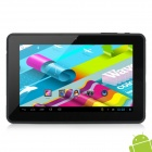 "KO PARA7 Full II 7"" Capacitive Screen Android 4.1.1 Dual Core Tablet PC w/ Wi-Fi / Camera - Silver"