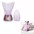 SKG SKJ518 Facial Steamer Beauty Face Sauna Spa Mist Sprayer - Opera Mauve