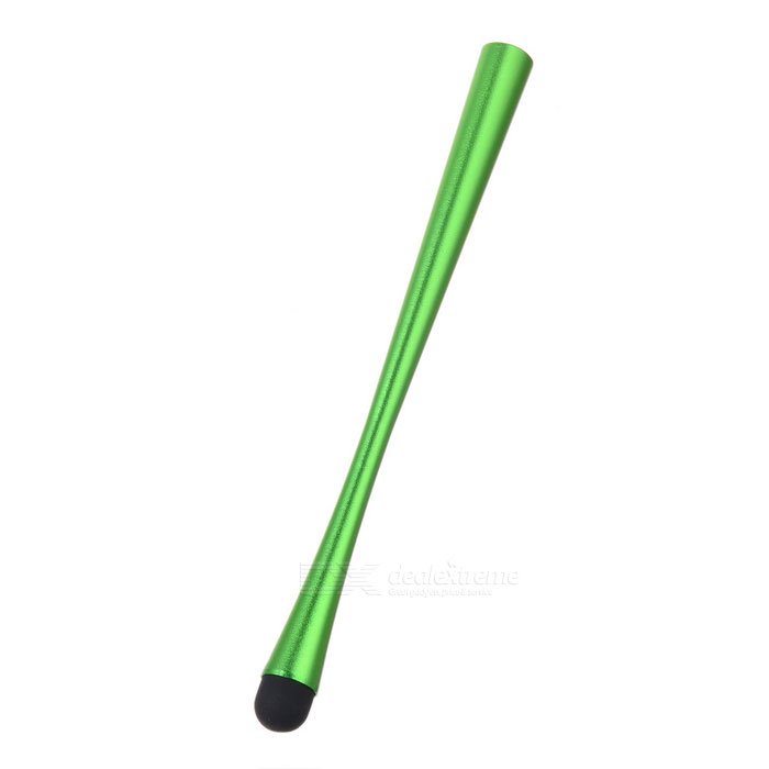 Unique Design Stylus Pen for Ipad / Iphone / Ipod & All Capacitive Touch Screen Devices - Green s what b capacitive touch screen stylus pen for iphone ipad ipod purple page 4