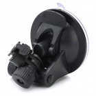 LSON PPB70-E-PV Car Swivel Suction Cup Holder for GPS / DVR / Camera - Black