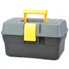 Pro'skit SB-2918 Multi-function Storage Tool Carrying Box - Deep Grey + Yellow