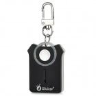 Ujuicer Bluetooth v4.0 Mini Keychain Anti Loss Alert Alarm for iPhone 4S / 5 / New iPad 3 - Black