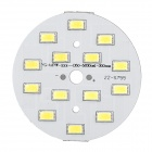7W 700lm 6300K 14-SMD 5630 LED White Light Module (22~25V)