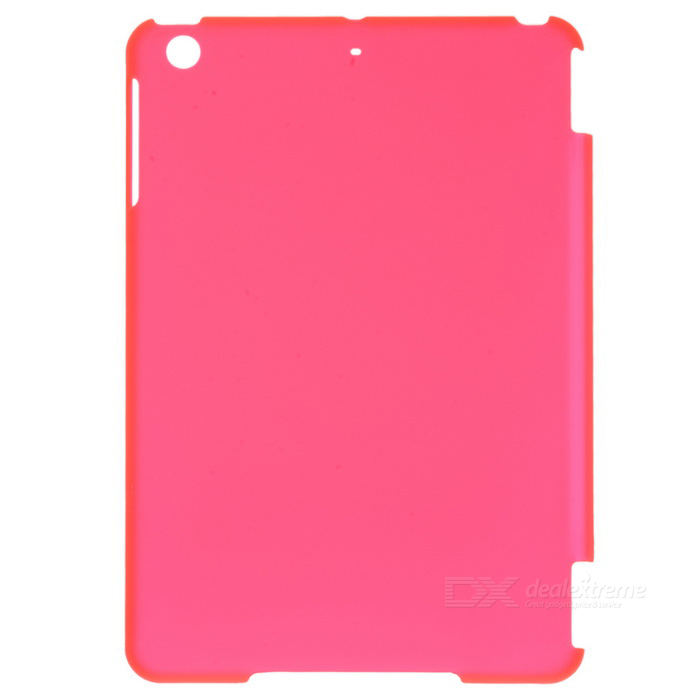 Frosted Ultra-thin Protective Plastic Back Case for Ipad MINI - Translucent Red Pompano Beach объявления купить