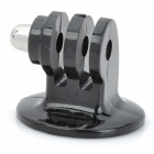 SMJ Tripod Mount Adapter for Gopro Hero 4/2 /3 / 3+ / HD / 2 / SJ4000 - Black