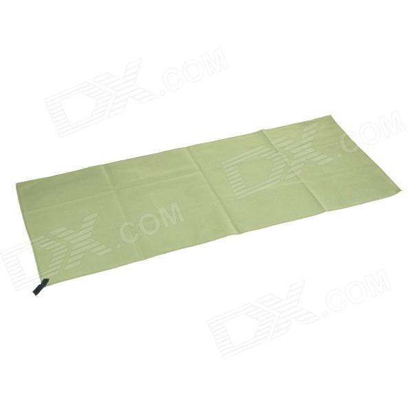 Outdoor Superfine Fiber Quick Dry Towel - Army Green